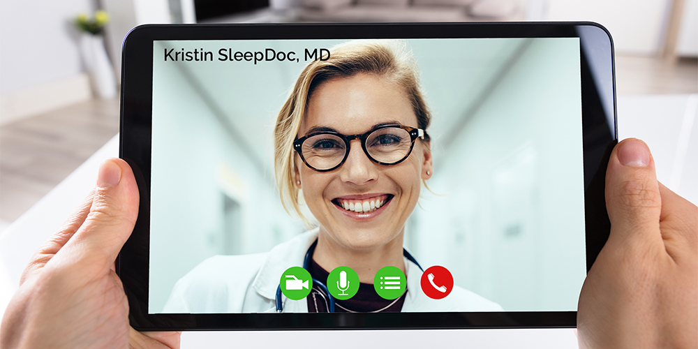 Telemedicine puts board certified sleep physicians in your office, so you don't have to refer out and your patients don't have to wait